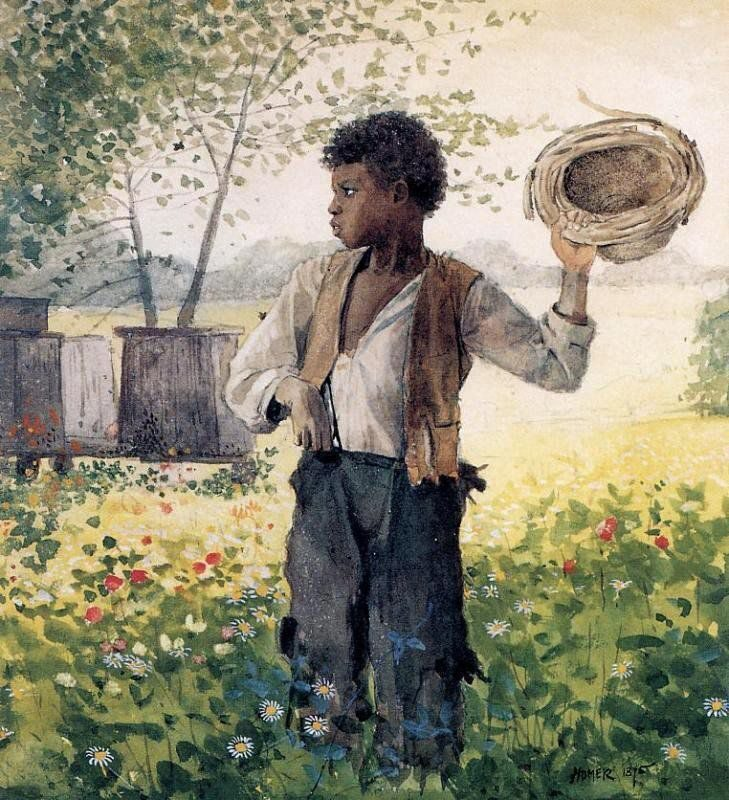 Winslow Homer «The Busy Bee»